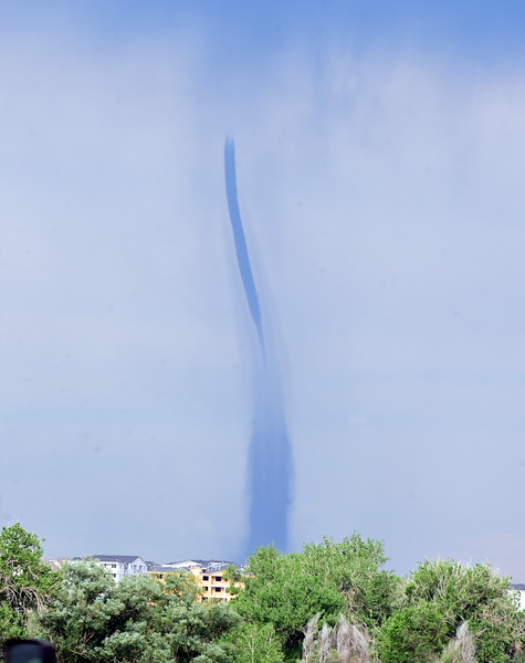 Longmont Tornado
