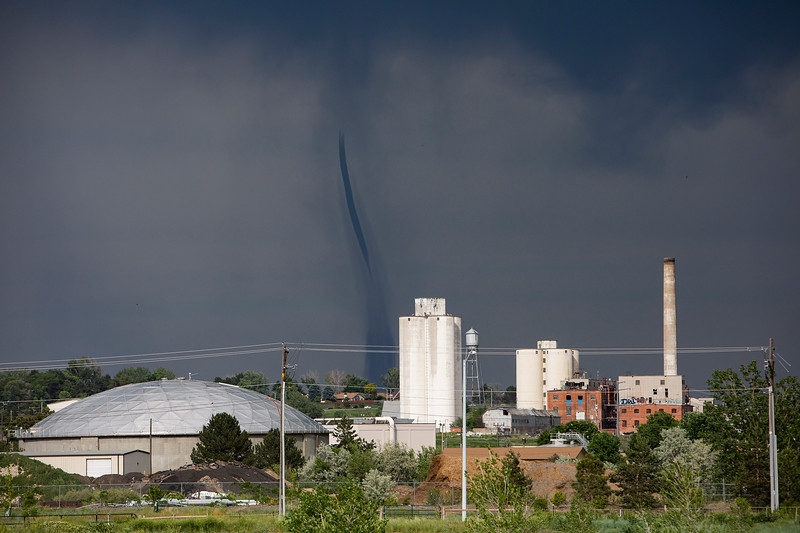 Platteville Tornado