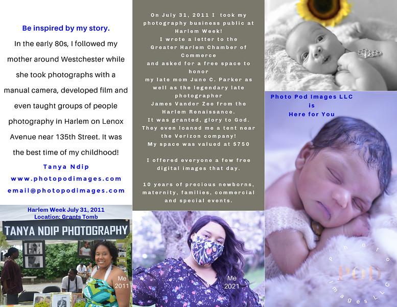 Tanya Ndip shares how she started 2011