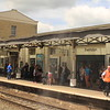 Swindon Town Railway Station, SW England