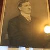 Evan Roberts; photo on display in the Schoolhouse at Moriah Chapel