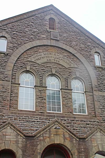 Moriah Chapel, Loughor, S. Wales