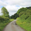 Road from Ffald-y-Brenin to Jabes Vestry
