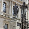 Robert Clive Statue, next to Churchill War Rooms, King Charles Street