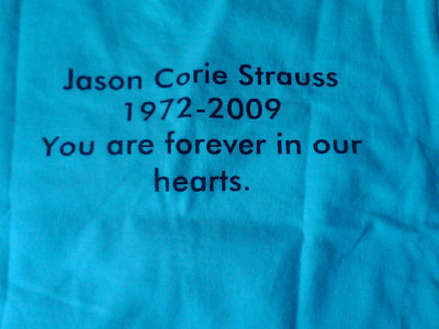 Jason Corie Strauss (1972-2009).  Passed away from CAPS.  We need to find a cure!