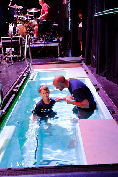 June Baptism