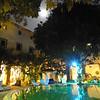 Full Moon, Old Monastery, Nobody Around    Perfect Hotel