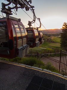 Waldorf Astoria / Gondola Sunrise