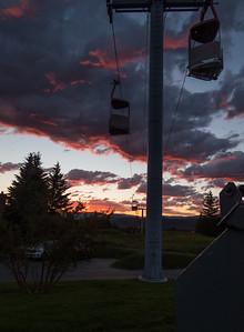 Cabriolet Sunrise