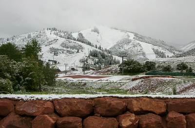 June 17th Snow