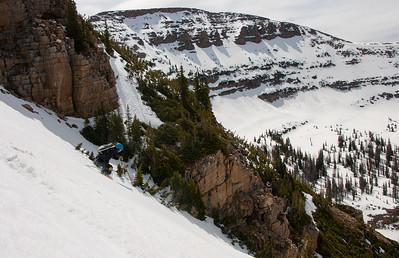 Reid's skier