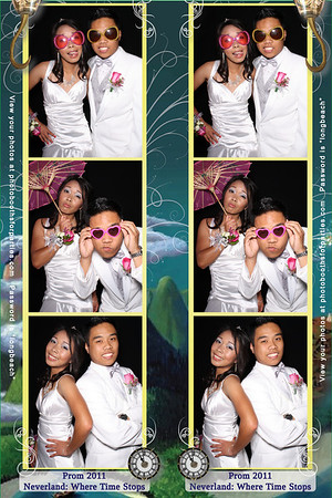 Eagle Rock Prom (Left Booth)