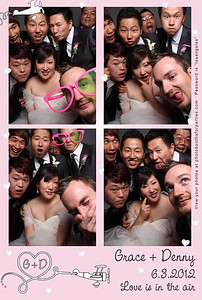 Grace and Denny's Wedding