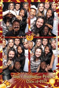 Sam's Graduation Party