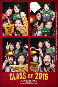 USC Orientation Social