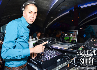 06-14-13 - Friday Sugar DJ CAMILO
