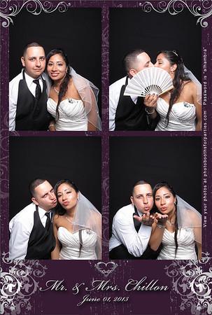 Mr. & Mrs. Chillon