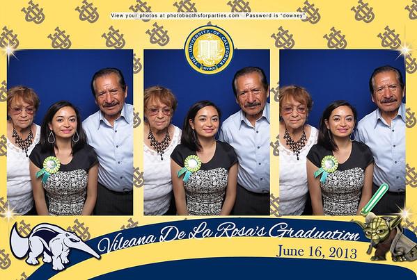 Vileana De La Rosa's Graduation