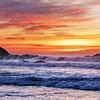 Sunset at Bird Rock