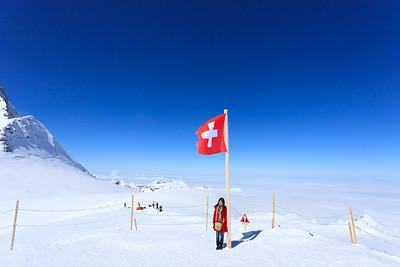 Jungfrau Top of Europe, Jungfrau Region
