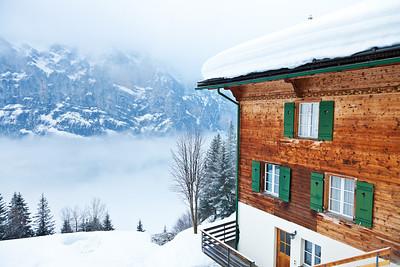 Mürren, Jungfrau Region