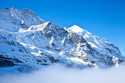 Jungfrau Massif, Jungfrau Region