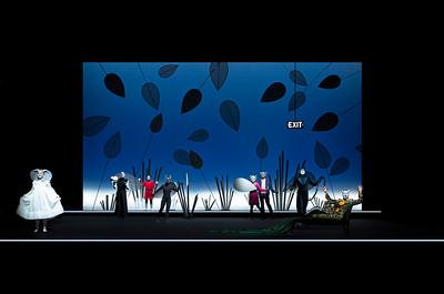 Rosa Enskat (Hathi the Elephant), Thomas Wittmann (Kaa the Snake), Cennet Rüya Voß (Mowgli), Felicia Chin-Malenski (Tabaqui the Jackal), Judith Bohle (Raskha - Mama Wolf), Ron Iyamu (Akela - Papa Wolf), André Kaczmarczyk (Bagheera the Panther), Sebastian Tessenow (Shere Khan the Tiger)