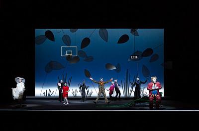Rosa Enskat (Hathi the Elephant), Thomas Wittmann (Kaa the Snake), Cennet Rüya Voß (Mowgli), Felicia Chin-Malenski (Tabaqui the Jackal), Sebastian Tessenow (Shere Khan the Tiger), Judith Bohle (Raskha - Mama Wolf), Ron Iyamu (Akela - Papa Wolf), André Kaczmarczyk (Bagheera the Panther), Georgios Tsivanoglou (Baloo the Bear),