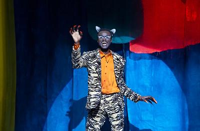 Roberto Jean (Shere Khan the Tiger)