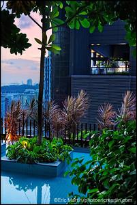 SINGAPOUR VILLE JARDIN Oasia Downtown hotel