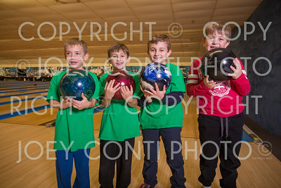 Lucky Lanes Junior Bowling