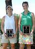 Abby Spieler, Runner Up<br /> Lindsey Haupt, Winner<br /> Championship Flight 2