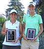 Carolyn Schorgl, Winner<br /> Aimee Kaiser, Runner Up<br /> Championship Flight 3