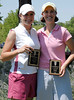 Allison Micheletti, Longest Drive Award, Girls 16-18<br /> Maggy Hejlek, Low Putts Award, Girls 16-18