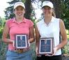 Maddie Callis, Runner Up<br /> Allison Vaughn, Winner<br /> Championship Flight 4