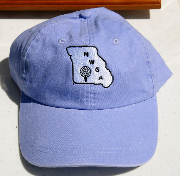 2007 Junior Championship souvenir golf hat given to each player