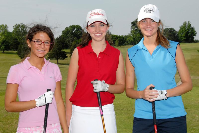 Samantha Keller - Ballwin,<br /> Shea Colley - Mexico,<br /> Naomi Starr - Columbia