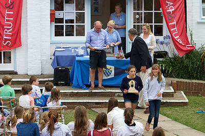 Junior Fortnight 2014. Prize giving. Images Mary Pudney.