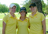 Kate Gallagher, Samantha Keller, and Jacque Bardgett are all smiles!  Go Missouri!