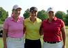 Jordan Chael with her group: Taylor Van Dyk and Danielle Lemek