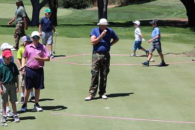 Junior Golf Boot Camp