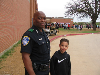 Euless Jr. High Stallion Fun Run (April 2014)