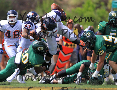 Orange Coast vs Grossmont College 9-29-2012