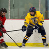 The Valley Jr. Warriors defeated the Boston Bandits 5-3 on November 12, 2011, at the Foxboro Sports Center on Foxboro, Massachusetts.
