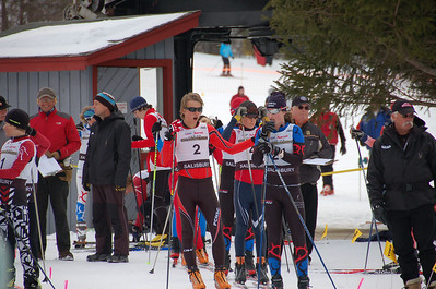 Individual Nordic Combined Race:  February 24, 2011