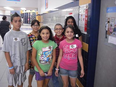 6th Grade Bear Camp 2011
