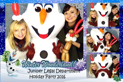Winter Wonderland Juniper Legal Department