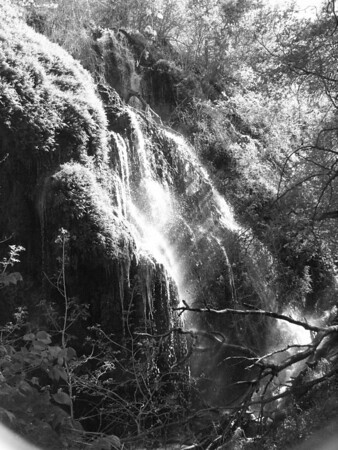 Photo Friday : BLURRED; Goreman Falls, Texas