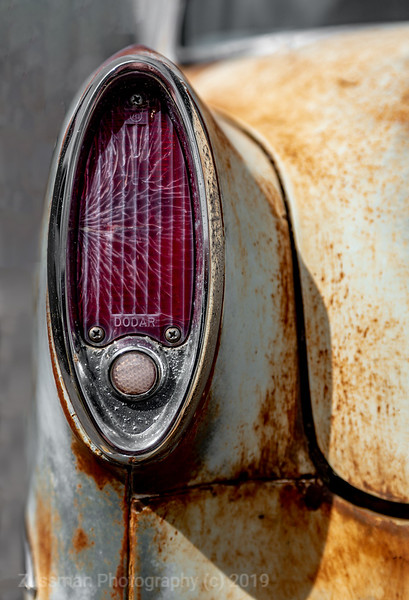 Dodge Tail Light - 1950-52(?)