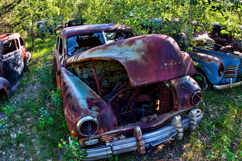 Junkyard Auto 21